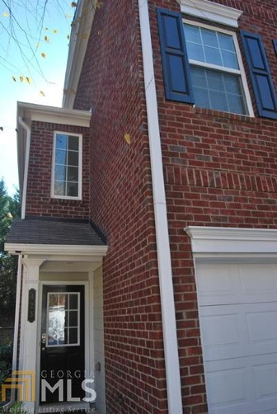 Kennesaw Condo/Townhouse Under Contract: 425 Heritage Park Trce #1