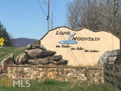 Cleveland Residential Lots & Land For Sale: Long Mountain Trl #4