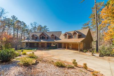 Habersham County Single Family Home For Sale: 1518 Deer Trail Lakes Dr