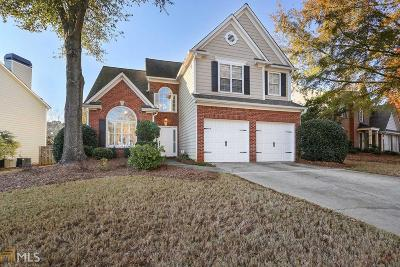 Roswell Single Family Home For Sale: 11070 Crabapple Lake