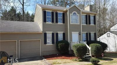 Gwinnett County Multi Family Home Under Contract: 750 Still Lake Dr