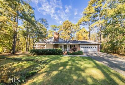 Conyers Single Family Home For Sale: 2840 Happy Hollow Dr