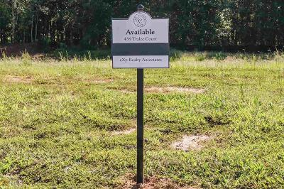 Statham Residential Lots & Land For Sale: 439 Tralee Ct