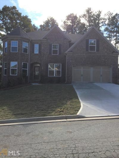 Kennesaw Single Family Home Under Contract: 2597 Bartleson Dr