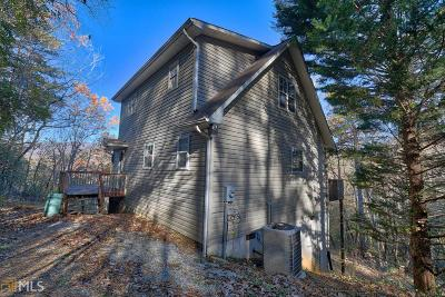 Rabun County Single Family Home For Sale: 124 Hemlock Rd #3