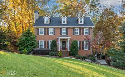 Roswell Single Family Home For Sale: 320 Derby Ridge Trce