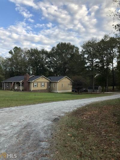 Jackson Single Family Home Under Contract: 494 Jackson Lake Inn Rd