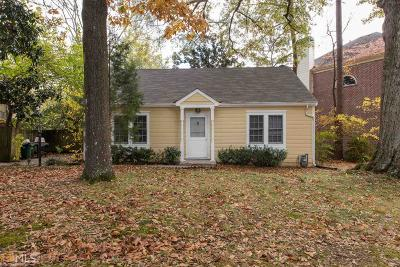 Brookhaven Single Family Home For Sale: 2383 Colonial Dr