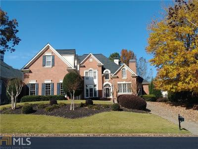 Johns Creek Single Family Home For Sale: 1131 Ascott Valley Dr