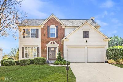 Johns Creek Single Family Home Under Contract: 215 Ascalon Ct