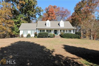 Dawsonville Single Family Home For Sale: 5550 Highway 136 W