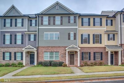 Smyrna Condo/Townhouse For Sale: 3920 High Dove Way