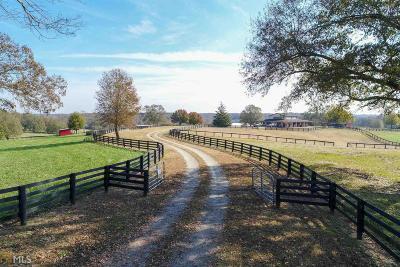 Franklin County Farm For Sale: 2064 New Franklin Church Rd