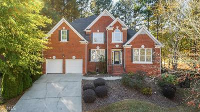 Alpharetta Single Family Home For Sale: 1015 York Cv
