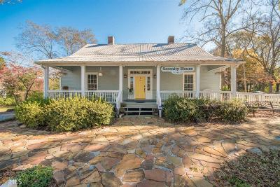 Senoia Single Family Home For Sale: 83 Barnes St