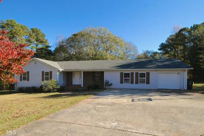 Fayetteville Single Family Home For Sale: 1064 Old Greenville Rd