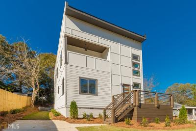 Grant Park Single Family Home For Sale: 975 SE Grant Ter