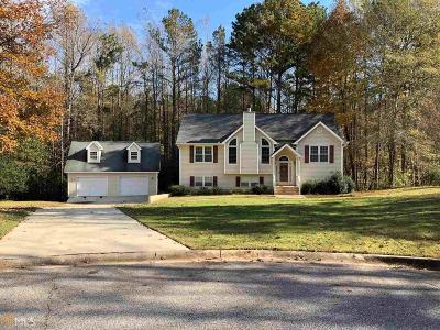 Newnan Single Family Home Under Contract: 140 Emerald Dr