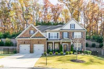 Roswell Single Family Home For Sale: 1130 Mosspointe Dr