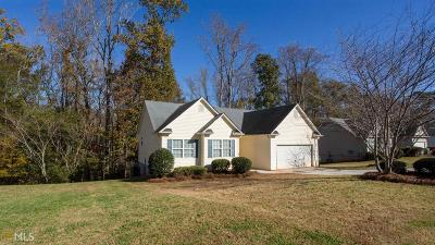 Monroe Single Family Home Under Contract: 640 Gatewood Way