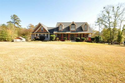 Troup County Single Family Home Under Contract: 579 Thrash Rd