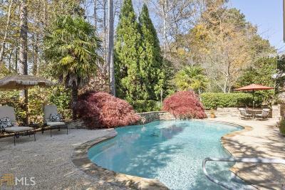 Marietta Single Family Home For Sale: 843 Village Greene