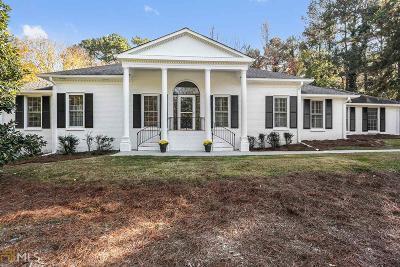 Atlanta Single Family Home For Sale: 520 Riverside Pkwy