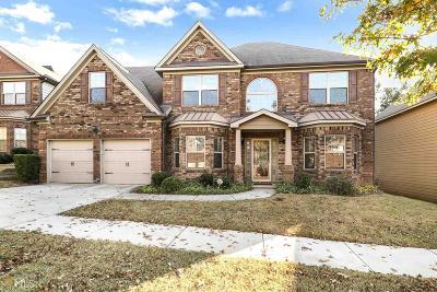 Fairburn Single Family Home For Sale: 8028 Heathmore