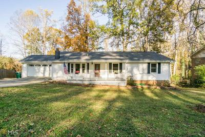 Lilburn Single Family Home Under Contract: 5769 Chisholm