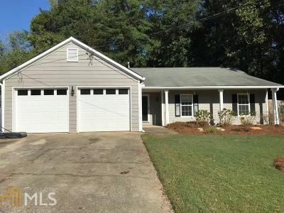 Woodstock Single Family Home For Sale: 3023 River Station