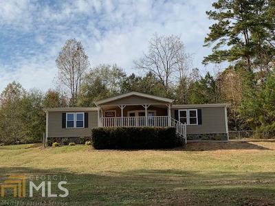 Oxford Single Family Home Under Contract: 5450 Hillview Dr