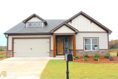 Banks County Single Family Home For Sale: 115 Classic Overlook Dr