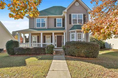 Newnan Single Family Home Under Contract: 32 Cottage Ln