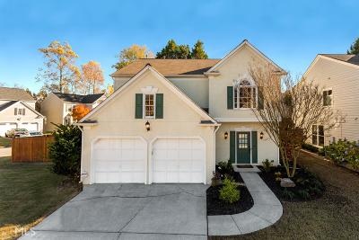 Johns Creek Single Family Home Under Contract: 3525 Patterstone Dr