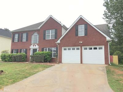 Lithonia Single Family Home Under Contract: 5782 Spring Mill Cir