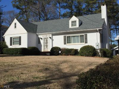 Decatur Single Family Home For Sale: 150 Candler Dr