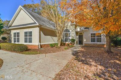 Fayetteville Single Family Home Under Contract: 11756 Plantation Pkwy