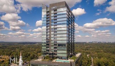 Ritz Carlton Residences Condo/Townhouse For Sale: 3630 Peachtree Rd #1808