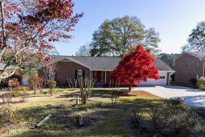 Conyers Single Family Home For Sale: 2675 NW Rockbridge Rd