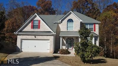 Conyers Single Family Home For Sale: 1324 Travers Creek Trl