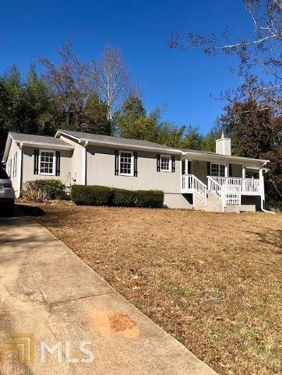 Henry County Single Family Home For Sale: 75 N Lakeside Dr