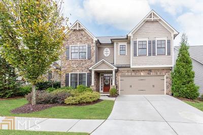Woodstock Single Family Home For Sale: 1741 Grand Oaks Dr