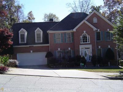 Stone Mountain Rental For Rent: 723 Mountain Oaks Pkwy