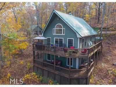 Ellijay Single Family Home For Sale: 175 Quarter Cir #12,13