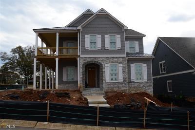 Woodstock Single Family Home For Sale: 2400 Olivia Run