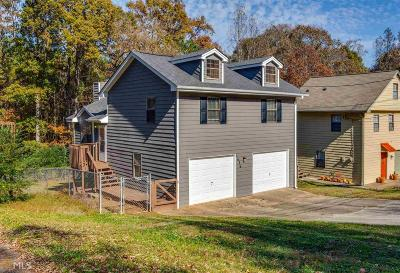 Snellville Single Family Home Under Contract: 4416 Janice Dr