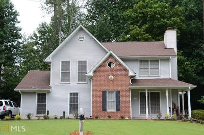 Lilburn Single Family Home For Sale: 3863 Betty Jean