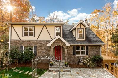 Jasper Single Family Home For Sale: 21 Basin Ct