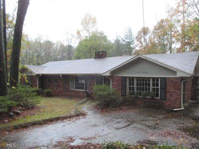 Dekalb County Single Family Home Back On Market: 3648 Dial Dr