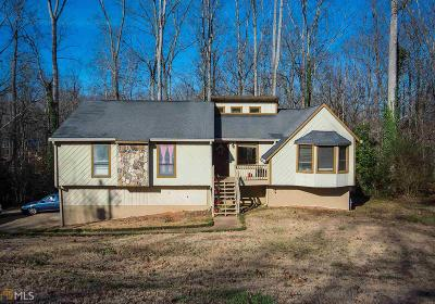 Stone Mountain Single Family Home For Sale: 5060 Post Rd Ct